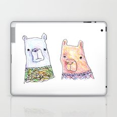 Backhand Bears Laptop & iPad Skin