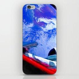 Tesla's Starman iPhone Skin