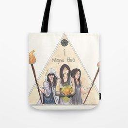 Hekate Magna Thea Tote Bag