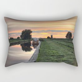 West Somerton Sunset Rectangular Pillow