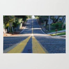 Mahoney Ave Color Rug