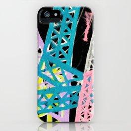 New York Cranes iPhone Case
