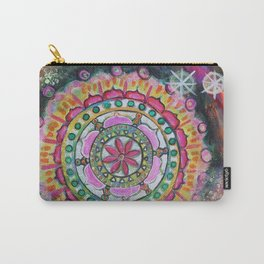 Mandala Meditation Painitng Carry-All Pouch