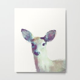 Whitetail No. 1 Metal Print