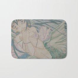Little Mermaid Bath Mat