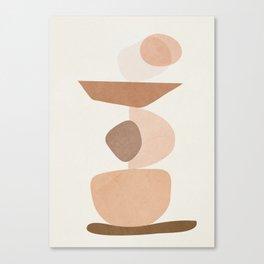 Balancing Elements II Canvas Print