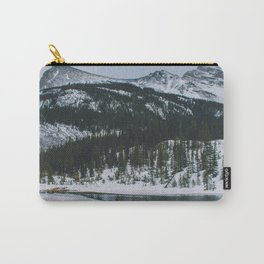 Spray Lakes, Canmore IV Carry-All Pouch