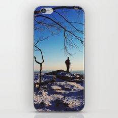 Pulpit Rock, Appalachian Trail iPhone & iPod Skin