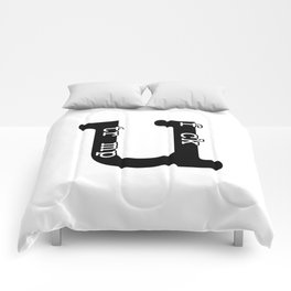 Fuck Trump Comforters