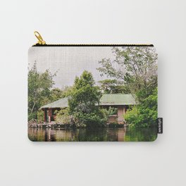 Venezuela house on water Carry-All Pouch
