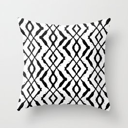 LETTERNS - X - Chiller Throw Pillow