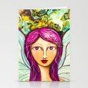 Angel of Peace - Gold Lotus Oracle Series by kielmtcolours