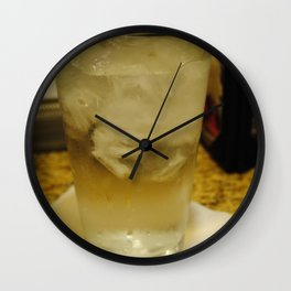 Beer Cases Wall Clock