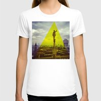 milan T-shirts featuring Milan by natsnats