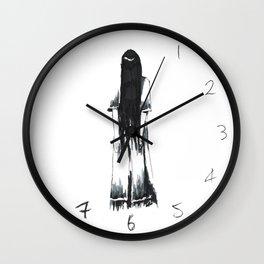 Samara Sketch Wall Clock