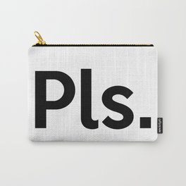 Pls. Carry-All Pouch