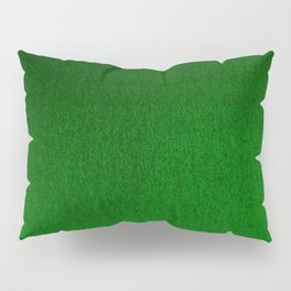 Emerald Green Ombre Design Pillow Sham