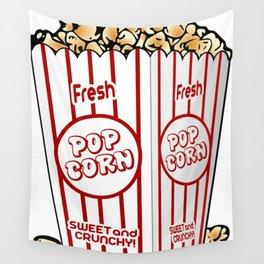 Popcorn Wall Tapestry