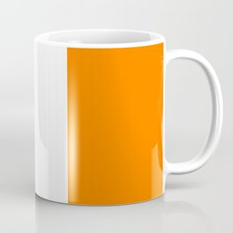 Irish national flag - Flag of the Republic of Ireland, (High Quality Authentic Version) Coffee Mug