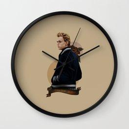 EVEN BECH NÆSHEIM Wall Clock
