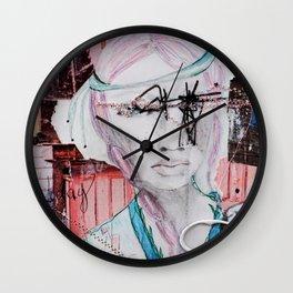Intuitive Flight Wall Clock
