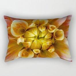 Glass Castle Dahlia Rectangular Pillow