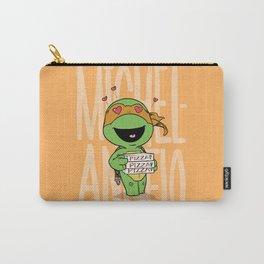 TMNT: Michelangelo (Cute & Dangerous) Carry-All Pouch