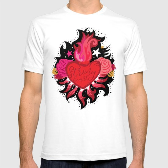 Strong Heart for Anti-Bullying Day and Every Day T-shirt