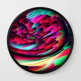 iDeal - JuicyFruit Alchemy Wall Clock