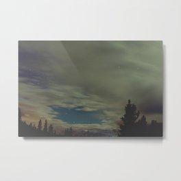 illusory stillness 2 Metal Print