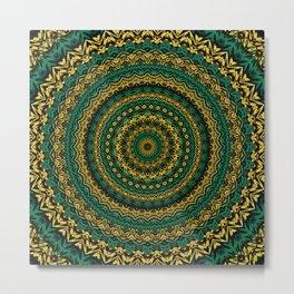 Mandala 230 Metal Print