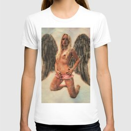 Angel of Lust by MB T-shirt
