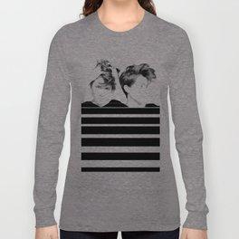 Tegan & Sara Long Sleeve T-shirt