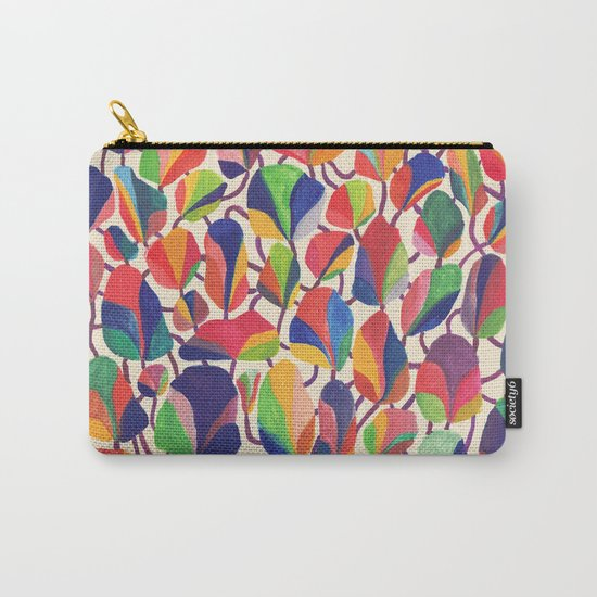 felicitous Carry-All Pouch