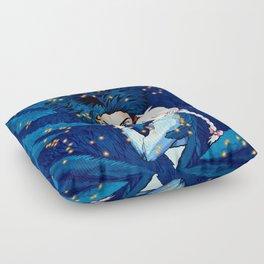 Howl's Moving Castle - Howl & Sophie Floor Pillow