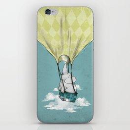 Airborne  iPhone Skin