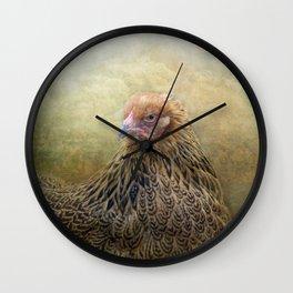 In a Fowl mood... Wall Clock