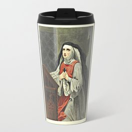 The Christian Graces in Olden Times Travel Mug