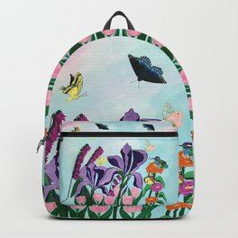 Garden of Heavenly Delight Backpack