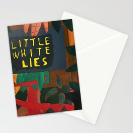 Little White Lies Stationery Cards