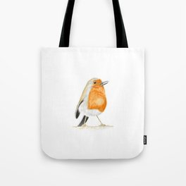 For the birds - Waterolor Tote Bag