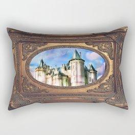 saumur chateau Rectangular Pillow