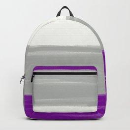 Pastel Greysexual Backpack