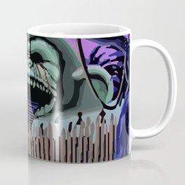 Three headed monkey Coffee Mug