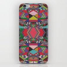 AFRICAN MOTIF  iPhone & iPod Skin