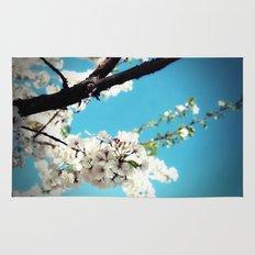 Blossoms  Rug