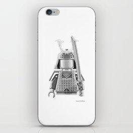Japanese Warrior iPhone Skin