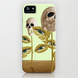 Decadence Growth iPhone Case