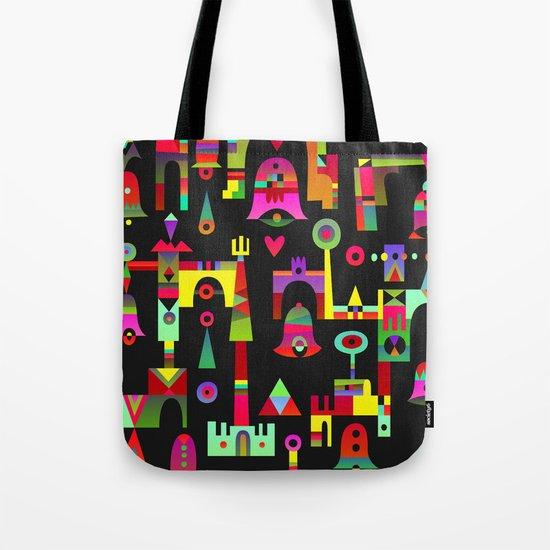 Harmony Chime Tote Bag