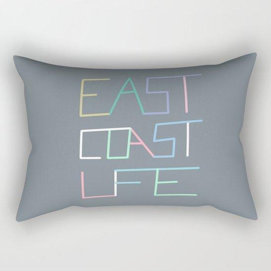 East Coast Life Rectangular Pillow